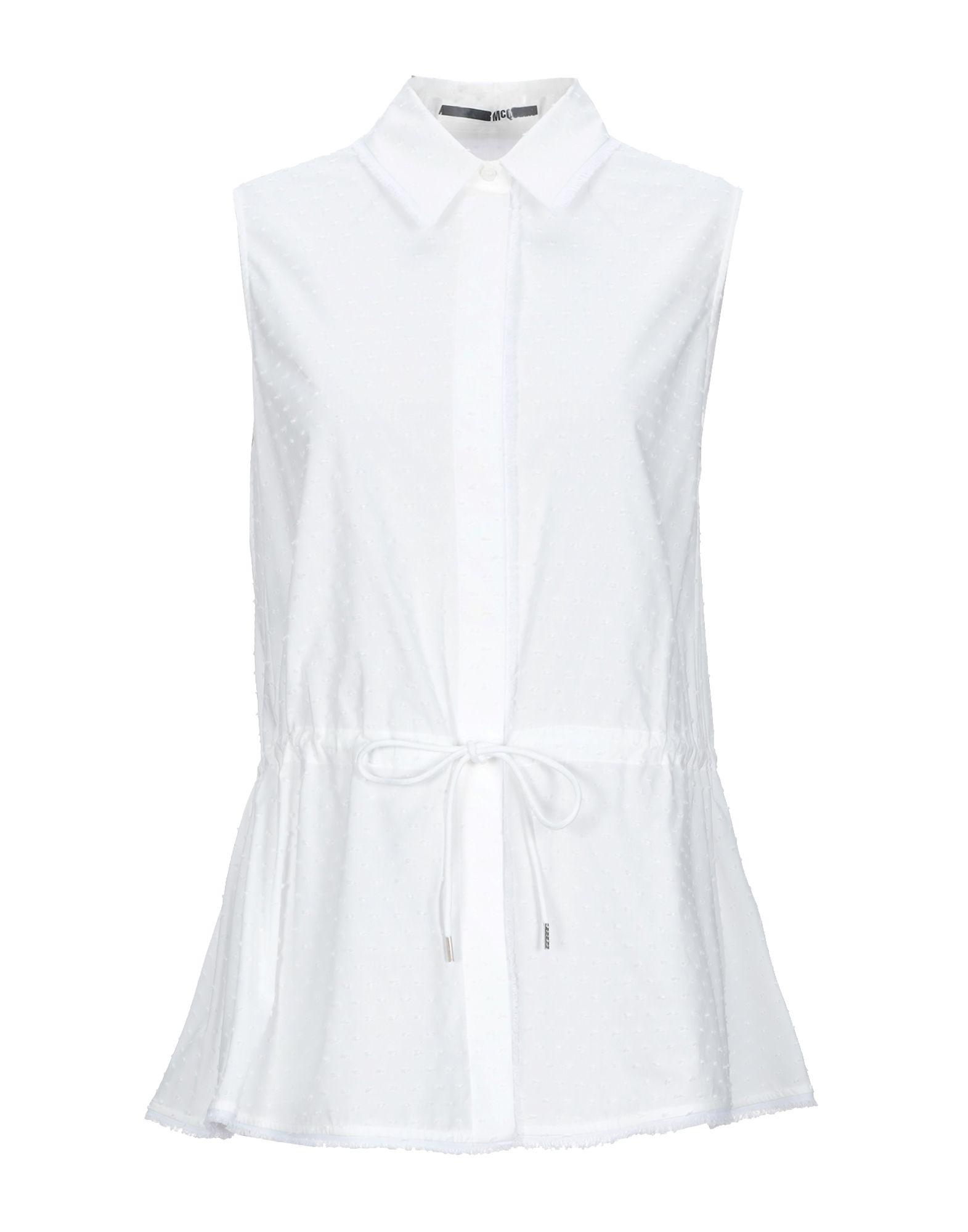 McQ Alexander McQueen Pубашка ремень mcq ремень