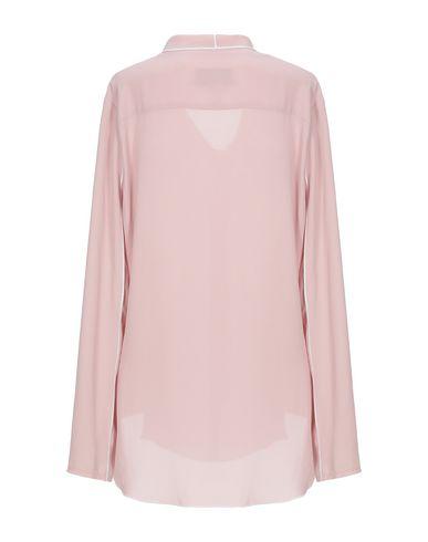 Фото 2 - Женскую блузку JOSEPH RIBKOFF светло-розового цвета