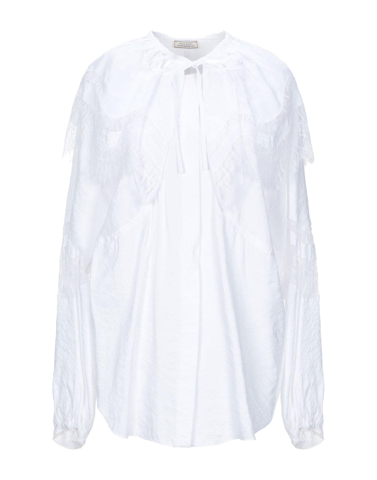 NINA RICCI Pубашка