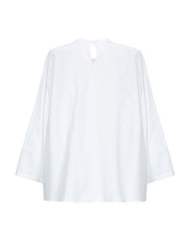 Фото 2 - Женскую блузку  белого цвета
