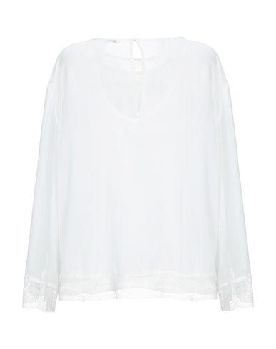 Фото 2 - Женскую блузку GOLD CASE белого цвета