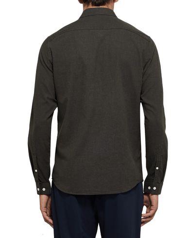 Фото 2 - Pубашка от NN07 цвет стальной серый