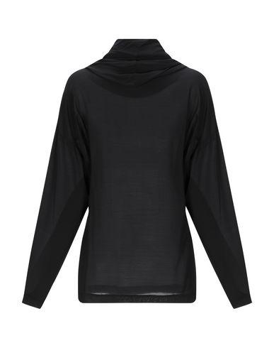 Фото 2 - Женскую блузку EUROPEAN CULTURE черного цвета
