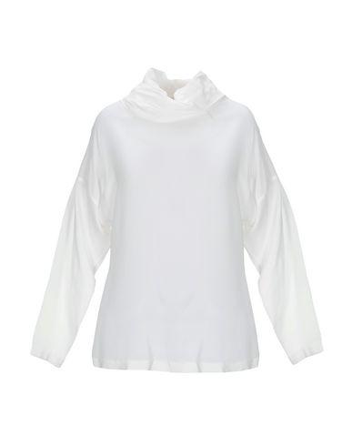 Фото - Женскую блузку EUROPEAN CULTURE белого цвета