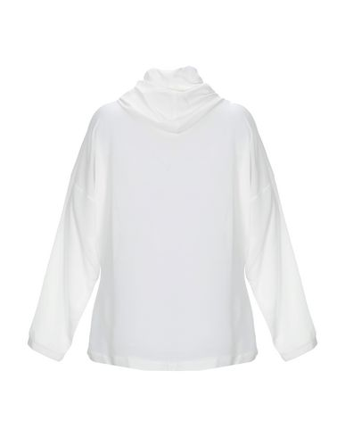 Фото 2 - Женскую блузку EUROPEAN CULTURE белого цвета