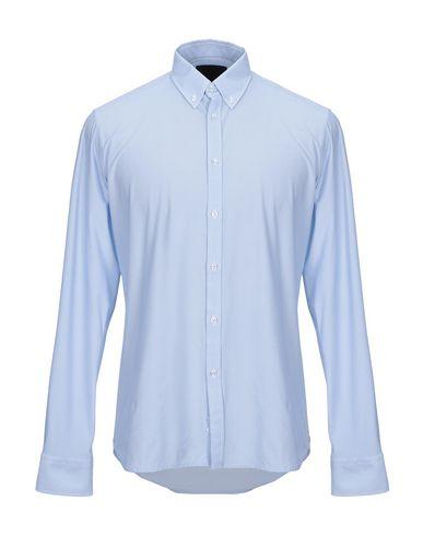 Фото - Pубашка от RRD небесно-голубого цвета