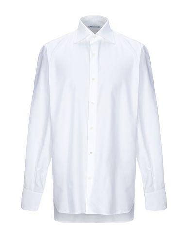 Фото - Pубашка от GIAMPAOLO белого цвета