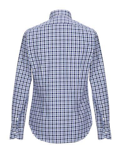 Фото 2 - Pубашка от MONTESANTO синего цвета