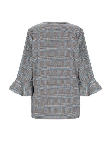 Фото 2 - Женскую блузку  цвет какао