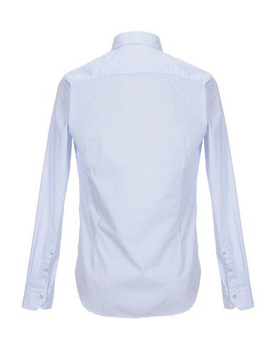 Фото 2 - Pубашка от BARBATI белого цвета