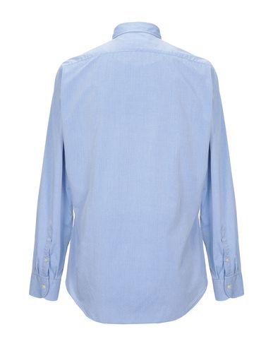 Фото 2 - Pубашка от MOSCA лазурного цвета
