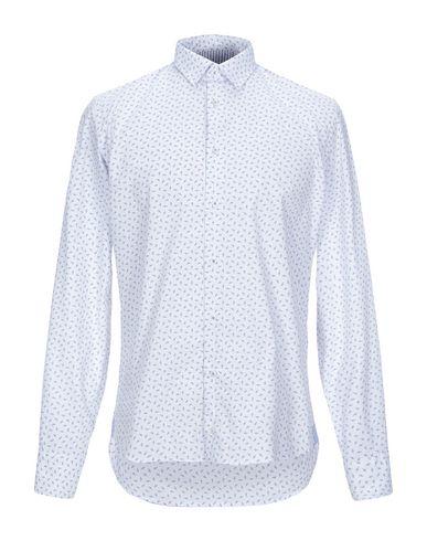 Купить Pубашка от INDIVIDUAL белого цвета