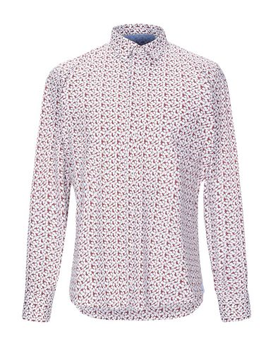 Купить Pубашка от INDIVIDUAL цвет баклажанный