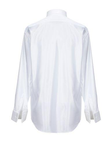 Фото 2 - Pубашка от MARCUS белого цвета