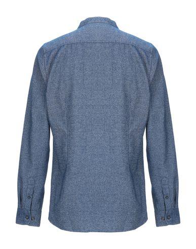 Фото 2 - Pубашка от GARCIA JEANS темно-синего цвета