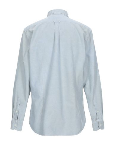 Фото 2 - Pубашка от DEPERLU небесно-голубого цвета