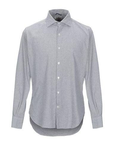 Фото - Pубашка от BROOKSFIELD серого цвета