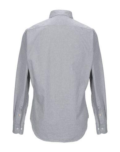 Фото 2 - Pубашка от BROOKSFIELD серого цвета