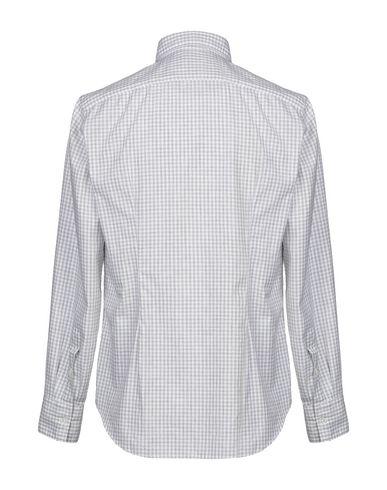 Фото 2 - Pубашка от ELEVENTY белого цвета