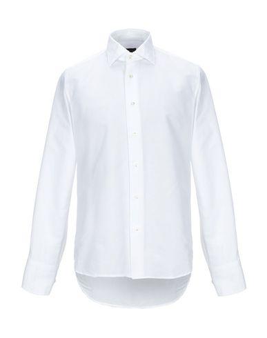 Фото - Pубашка от ZANETTI 1965 белого цвета