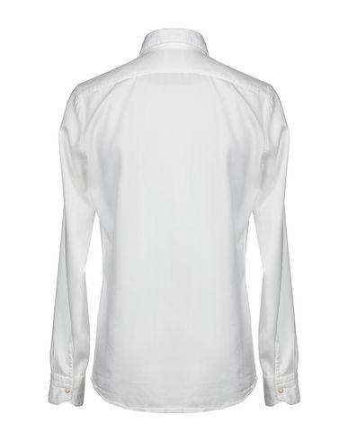 Фото 2 - Pубашка от MASSIMO LA PORTA белого цвета