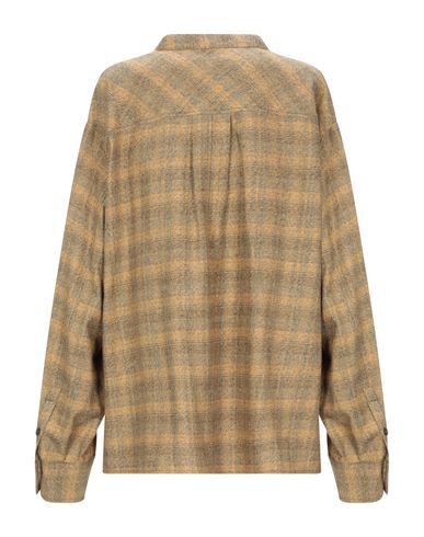 Фото 2 - Женскую блузку  цвет охра
