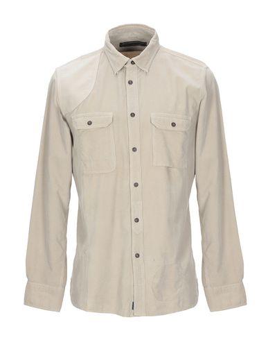 Купить Pубашка бежевого цвета