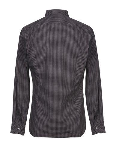 Фото 2 - Pубашка от DANDI темно-коричневого цвета