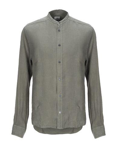 Купить Pубашка от PEUTEREY цвет зеленый-милитари
