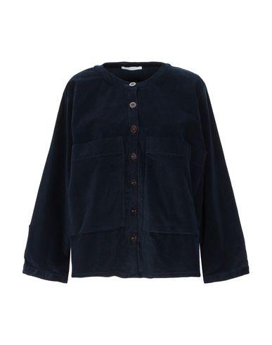 Фото - Pубашка от BEAUMONT ORGANIC темно-синего цвета