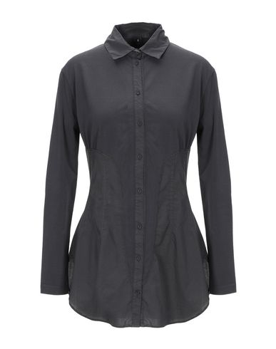 Фото - Pубашка от EUROPEAN CULTURE цвет стальной серый