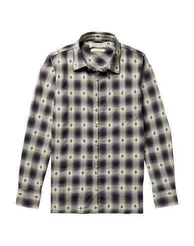Фото - Pубашка от REMI RELIEF цвет стальной серый