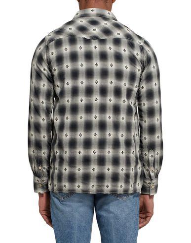 Фото 2 - Pубашка от REMI RELIEF цвет стальной серый