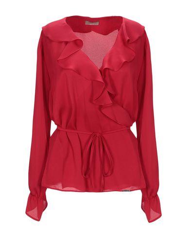 Фото - Женскую блузку GRAFFIO красного цвета