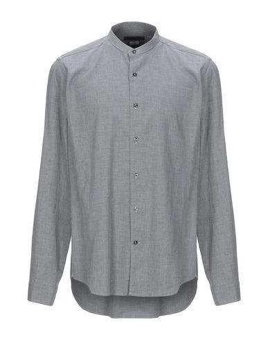 Фото - Pубашка от SIVIGLIA серого цвета