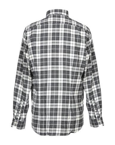 Фото 2 - Pубашка от XACUS свинцово-серого цвета