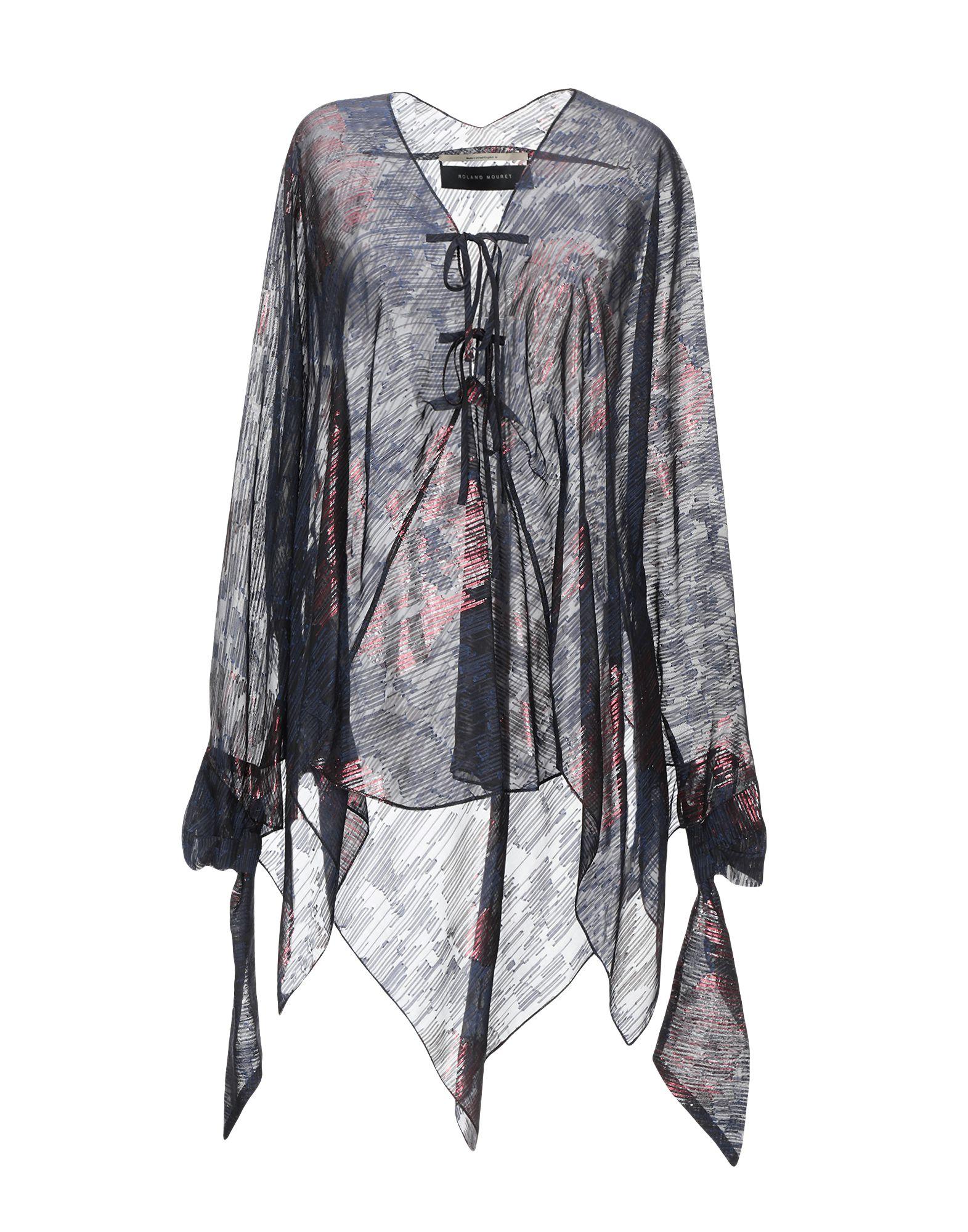 ROLAND MOURET Блузка цена 2017