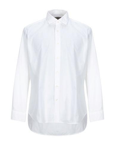 Купить Pубашка от SIVIGLIA DENIM белого цвета