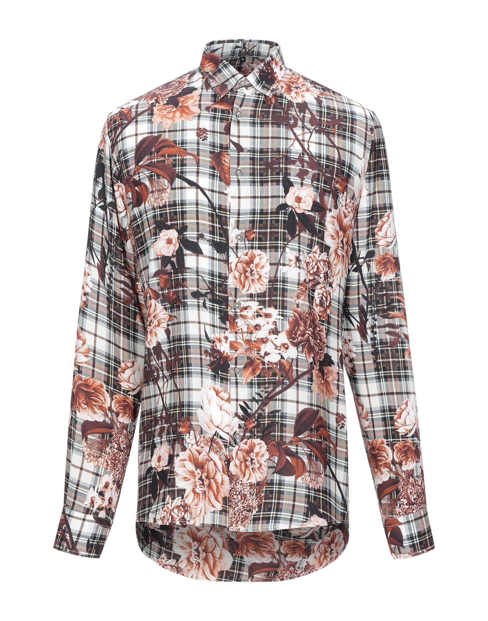 WHY NOT BRAND Pубашка