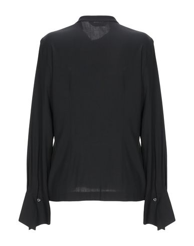 Фото 2 - Pубашка от GUGLIELMINOTTI черного цвета