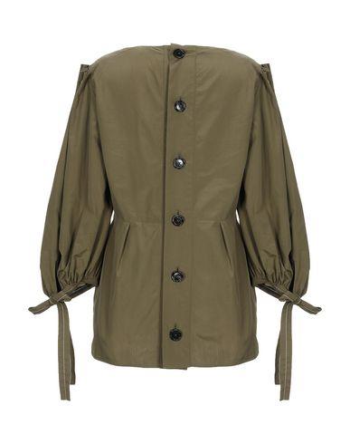 Фото 2 - Женскую блузку  цвет зеленый-милитари