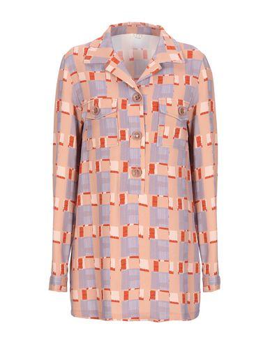 Фото - Женскую блузку SIYU цвет телесный