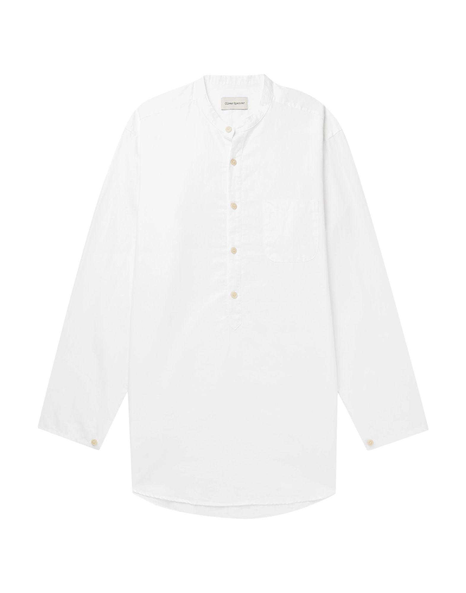 OLIVER SPENCER Pубашка oliver spencer футболка