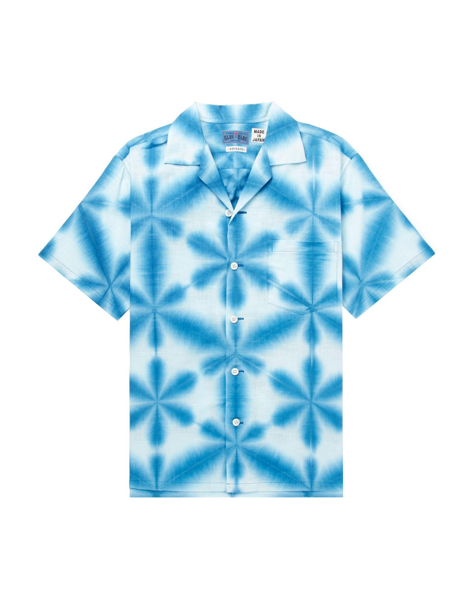 цены BLUE BLUE JAPAN Pубашка