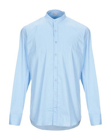 Фото - Pубашка от SSEINSE небесно-голубого цвета