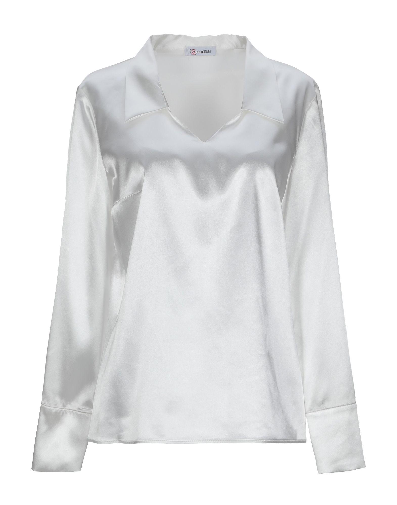 где купить VIA STENDHAL Roma Блузка по лучшей цене