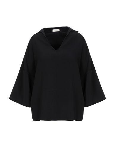 Фото - Женскую блузку SIYU черного цвета