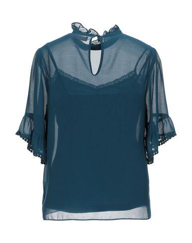 Фото 2 - Женскую блузку  цвет цвет морской волны