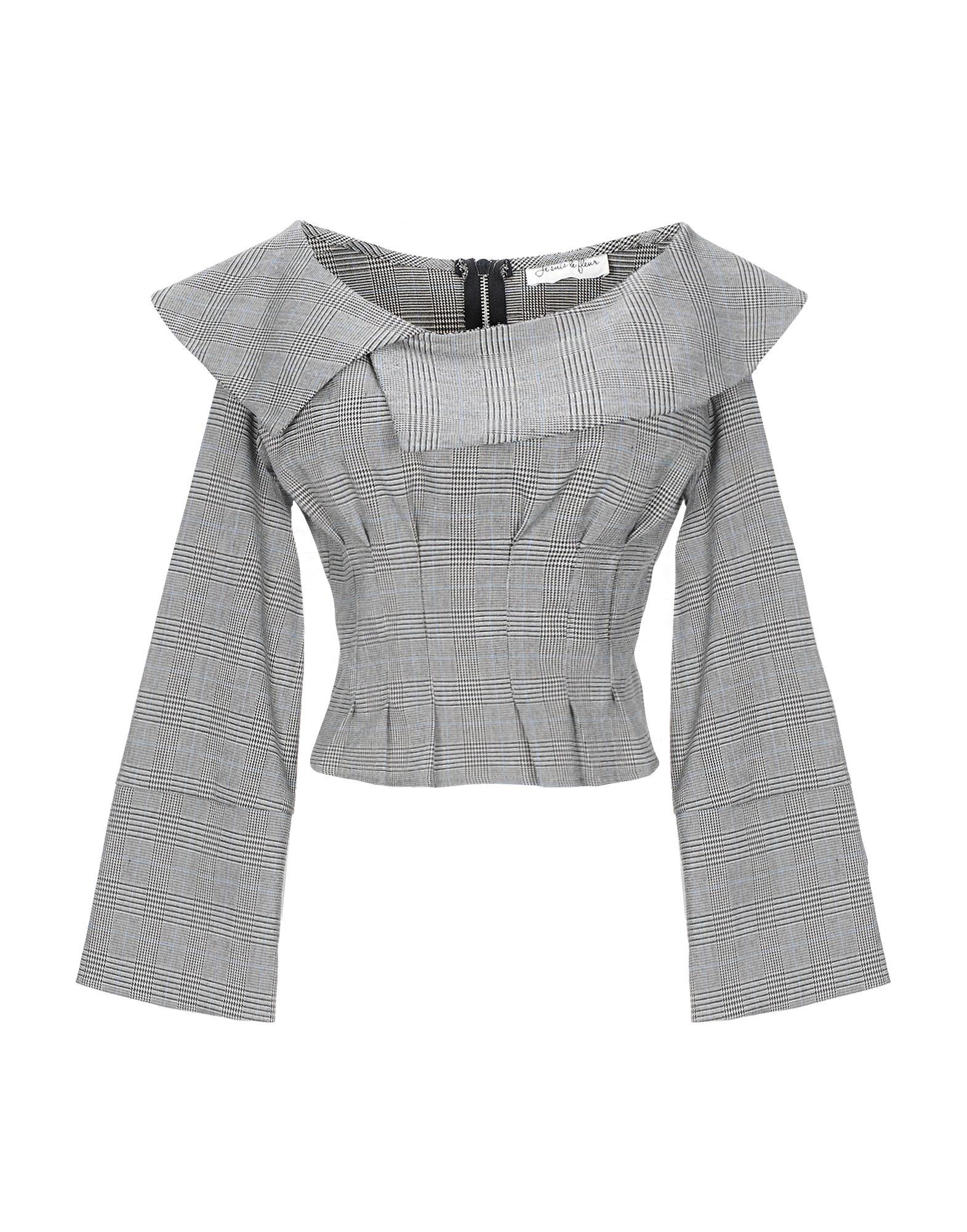 JE SUIS LE FLEUR Блузка цена