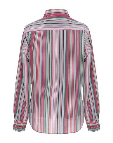 Фото 2 - Pубашка от ASPESI цвета фуксия